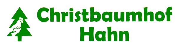 Christbaumhof Hahn